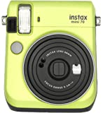 Mini 70 父母颜色和风格Instax Mini 70 - Kiwi Green 底部 绿色
