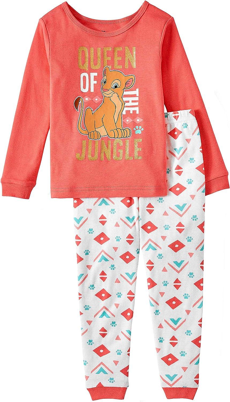 Boys Girls Lion King Disney Pyjamas Pjs Full Length PJ Set Infant Nightwear Kids