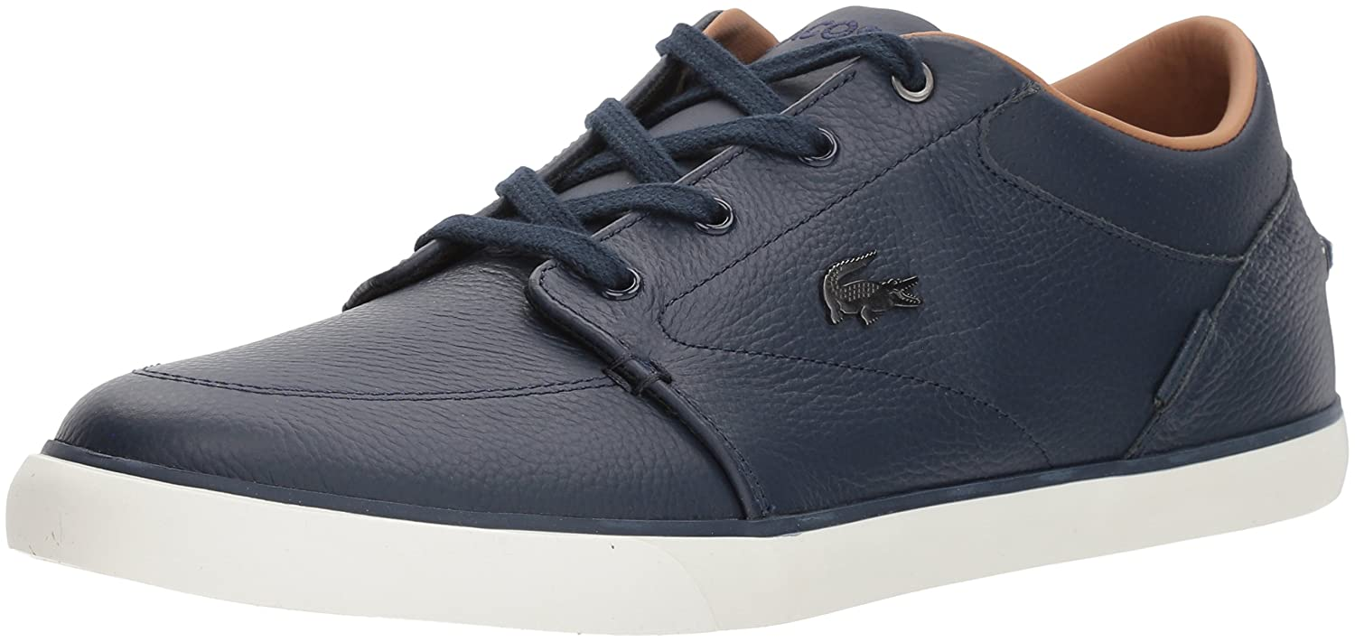 6b45ab6545 Amazon.com | Lacoste Men's Bayliss Sneakers | Fashion Sneakers