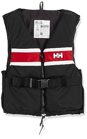 Red /& Ebony Red /& Ebony Manufacture Size: XL 90+ Helly Hansen Men Rider Buoyancy Aid