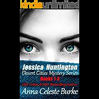 Jessica Huntington Desert Cities Mystery Series (Books 1-5)
