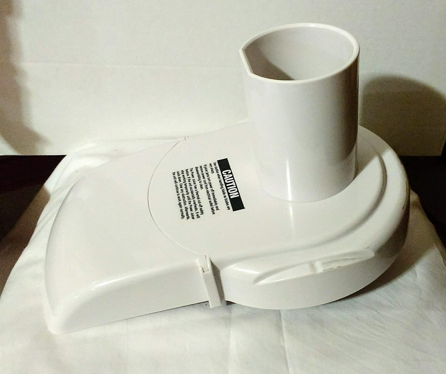 Jack Lalanne CL-003AP Replacement Pulp Guard Juicer Cover White