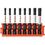 Bosch CCSTV208 8Piece Impact Tough Torx 2 Inch Power Bits with Clip for Custom Case System