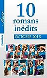 10 romans inédits Azur (nº3635 à 3644-Octobre 2015)