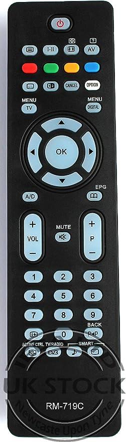 Mando a distancia universal para Philips: Amazon.es: Electrónica
