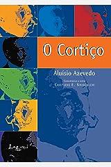 O Cortiço: Com ilustrações, glossário e biografia eBook Kindle