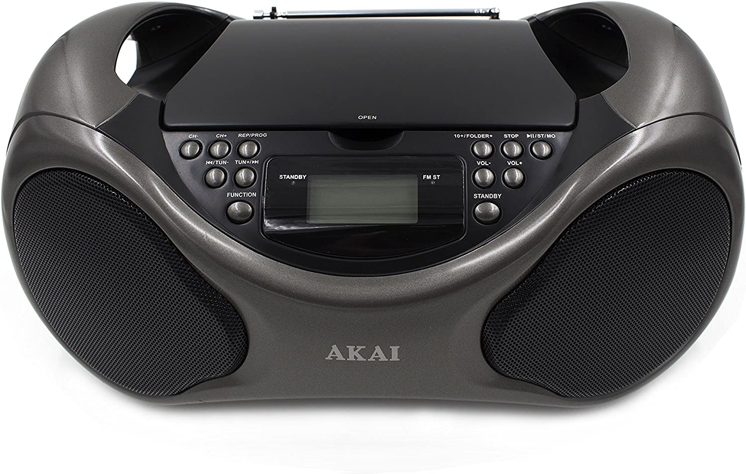Radio CD portátil Akai APRC61AT