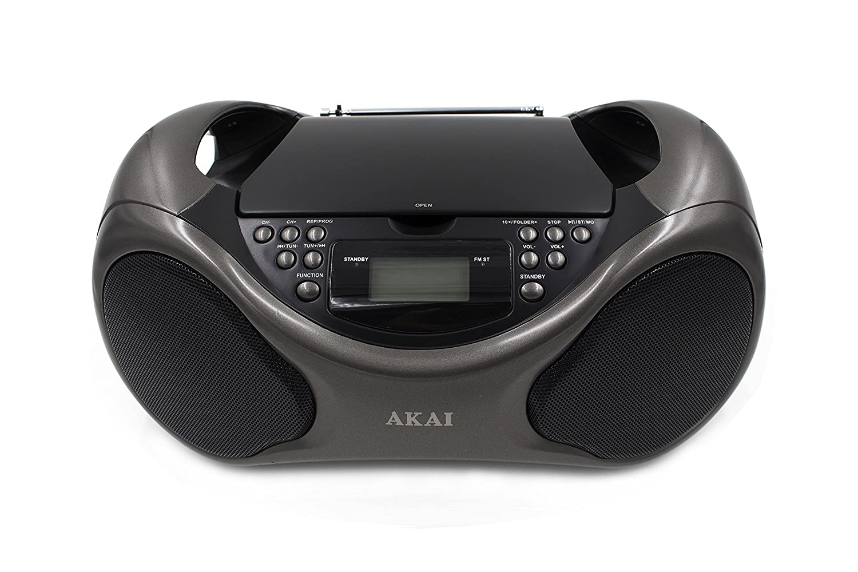 Radio CD portátil Akai APRC61AT