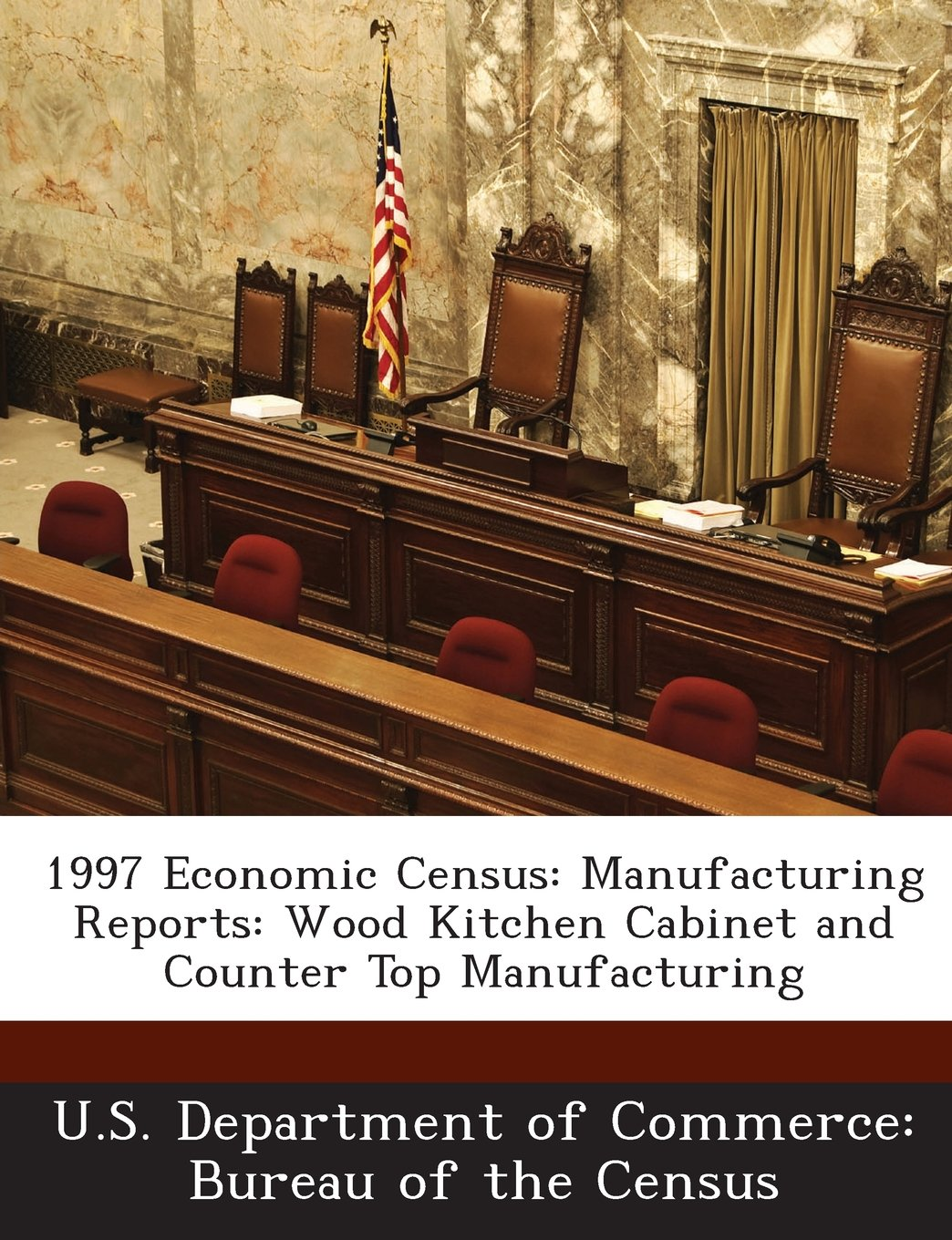 Read Online 1997 Economic Census: Manufacturing Reports: Wood Kitchen Cabinet and Counter Top Manufacturing pdf
