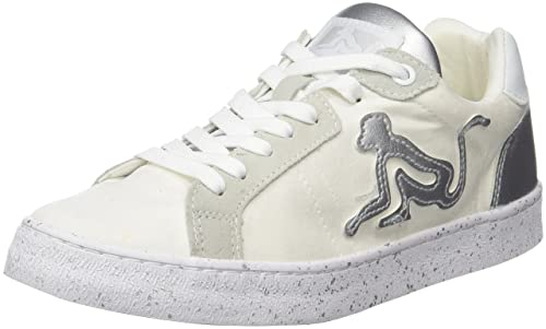 DrunknMunky New England Shiny Sneaker Donna  Amazon.it  Scarpe e borse e98471f4eb8