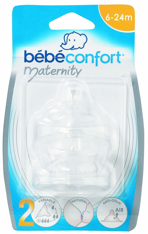Dorel L/íquidos Espesos Bebe Confort 30000296-2 Tetinas Maternity Lat.T3