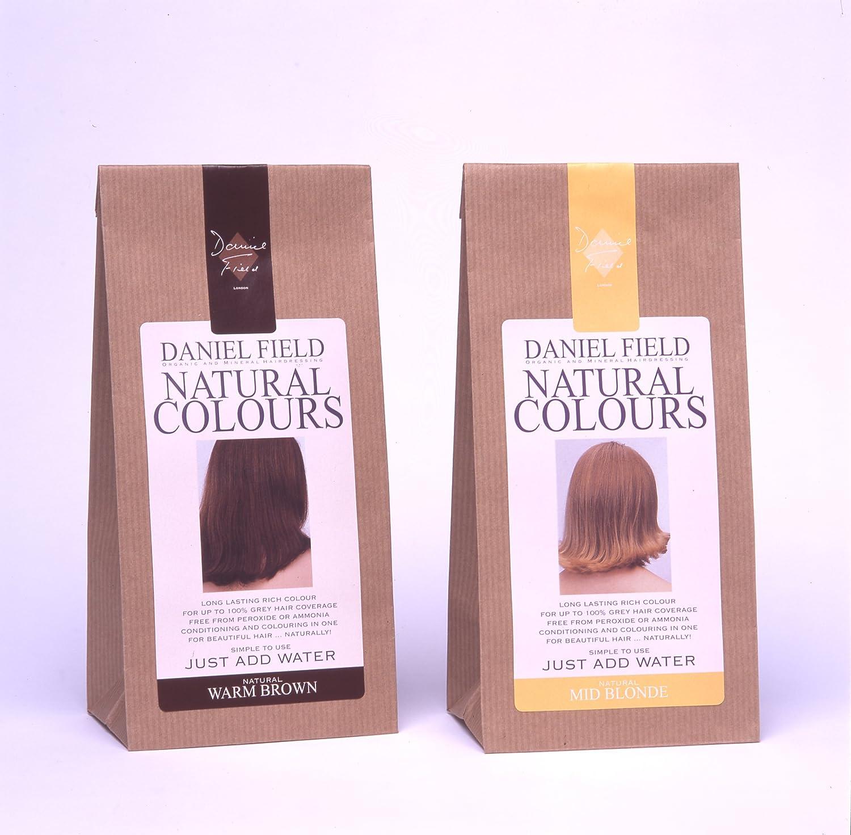 Amazon com: Daniel Field Natural Colours (Darkest Brown) (Now Called