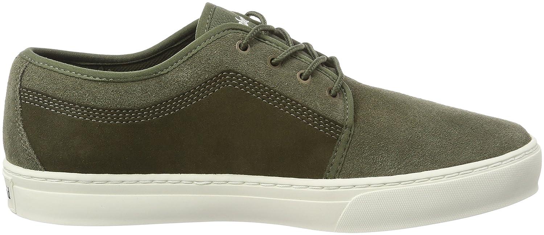 Timberland Dauset, Zapatos de Cordones Oxford para Hombre, Verde (Grape Leaf Suede A58), 46 EU