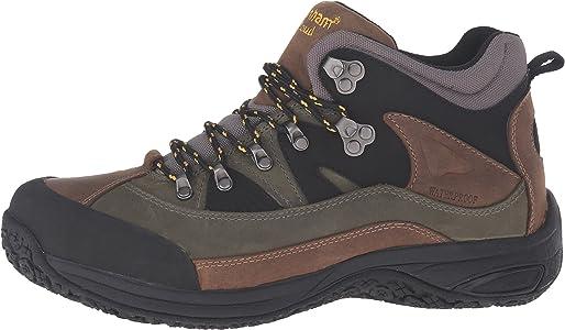 2af5da7e87a3c Dunham Men's Cloud Mid Cut Waterproof Boot, Grey, 8 D US: Amazon.co ...