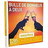 SMARTBOX - Coffret Cadeau - BULLE DE BONHEUR À DEUX - 780 activités : dégustation ou aventure