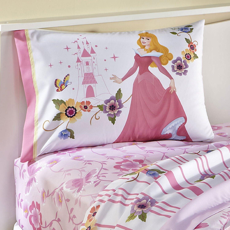 para adolescentes Bfrdollf Disney Princesas Juego de funda de edred/ón y fundas de almohada con impresi/ón 3D 135 x 200 cm microfibra