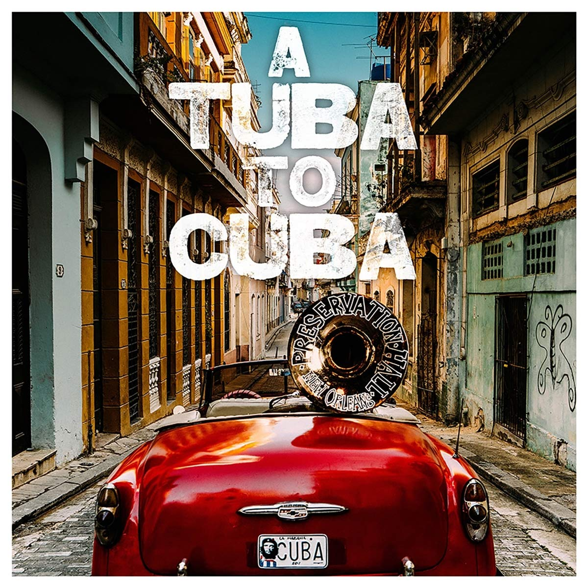 A Tuba To Cuba [Vinilo]