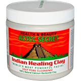 Aztec Secret - Indian Healing Clay | Deep Pore Cleansing Facial & Body Mask | The Original 100% Natural Calcium Bentonite Clay