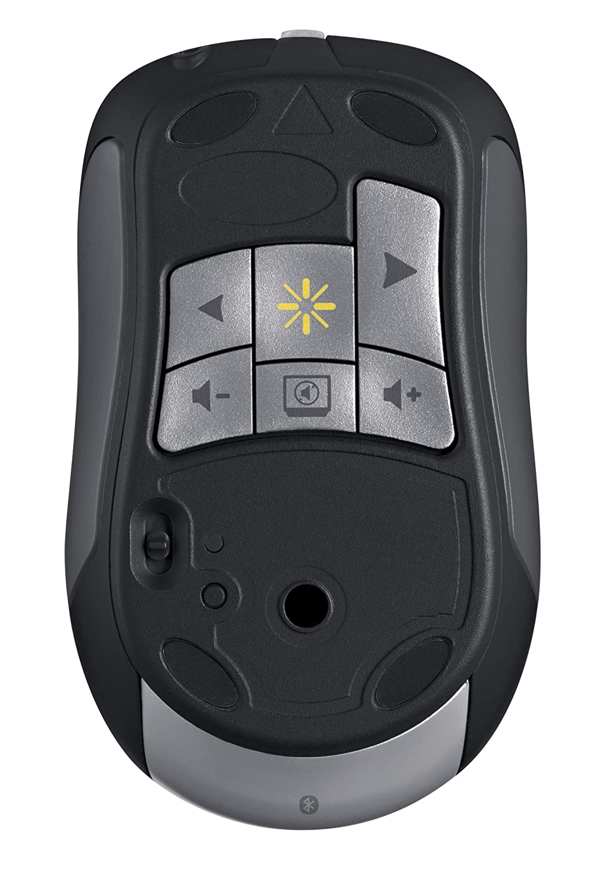 Microsoft Wireless Notebook Presenter Mouse 8000 Wireless Laser Presenter Pointer