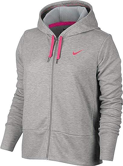 Nike Dry Training Sweat à Capuche zippé Dri Fit pour Femme