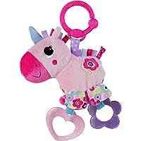 Bright Starts Sparkly Unicorn Toy