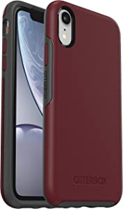 OtterBox Symmetry Series Case for iPhone XR - Non-Retail Packaging - Fine Port