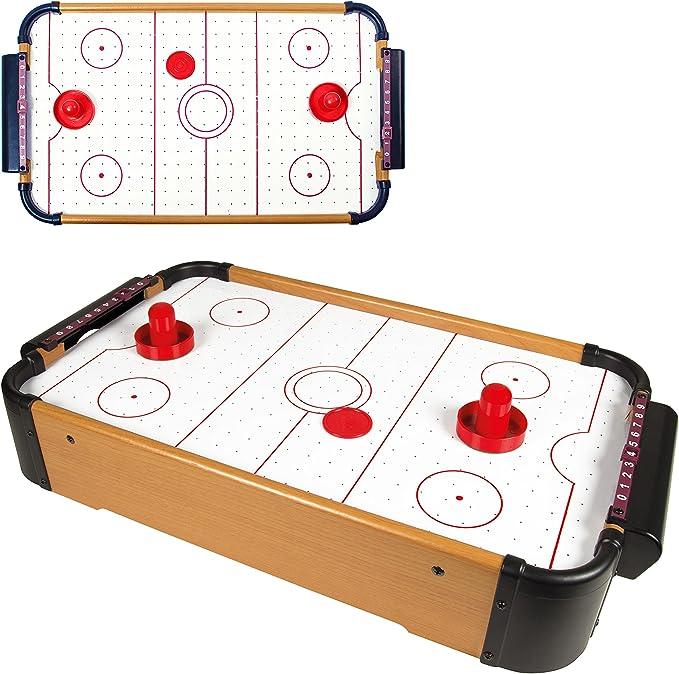 Benross Group Toys - Mesa de Air Hockey (51 x 31,5 cm): Amazon.es: Juguetes y juegos