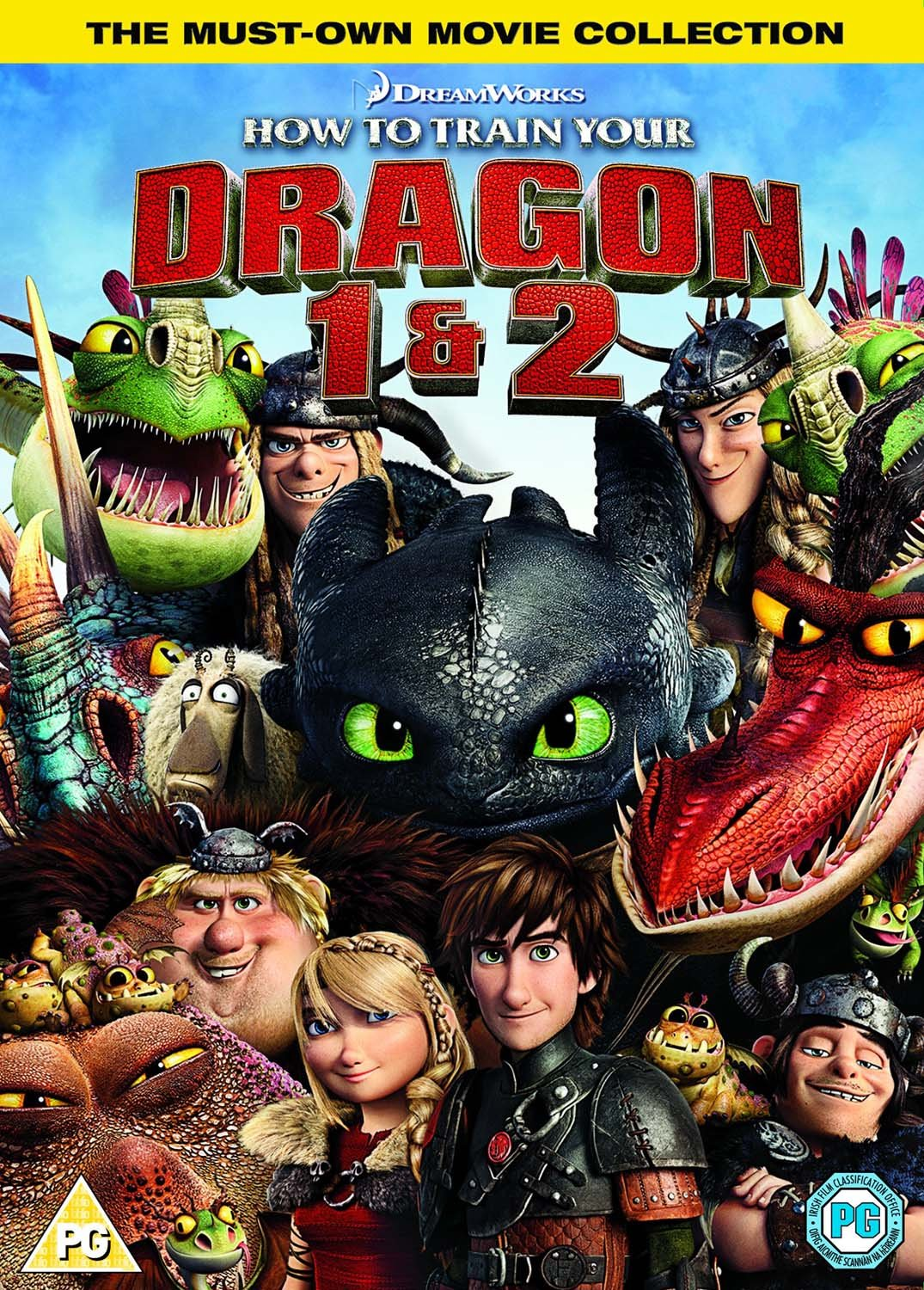 How to train your dragon how to train your dragon 2 double pack how to train your dragon how to train your dragon 2 double pack dvd amazon dean deblois chris sanders bonnie arnold adam f goldberg ccuart Image collections