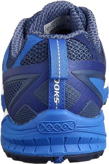 Brooks Cascadia 9 - Zapatillas de running para hombre, material sintético, color Sodalite Blue/Electric/Medieval Blue, talla 40.5: Amazon.es: Zapatos y complementos