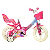 Dino Bikes 124RL-PSS 12-Inch Disney Princess Bicycle
