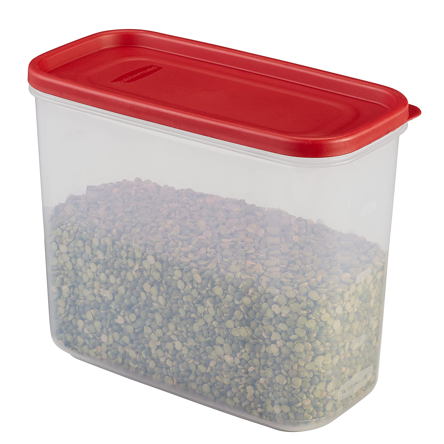 Rubbermaid Modular Food Storage Container, 16 Cup, Racer Red 1776472