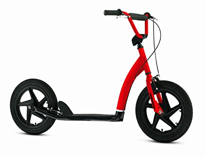 Amazon.com: Torker Scooter 16 inch, color rojo: Sports ...