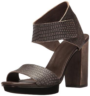 9260f101e Coclico Women s Dahlia Platform Dress Sandal Carbone 36 EU 5.5-6 ...
