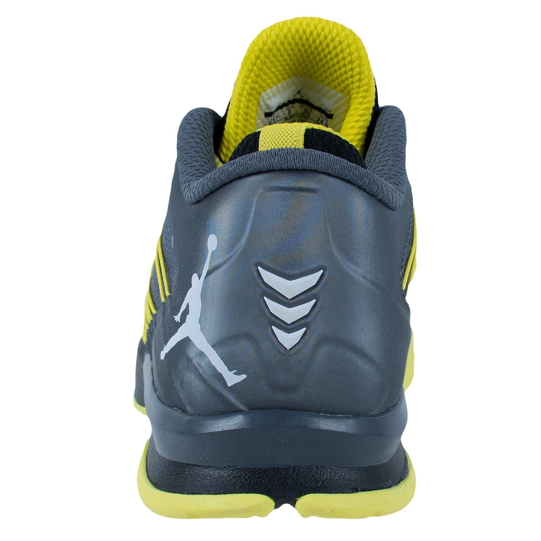 NIKE JORDAN BOYS CP3.VII AE BG BASKETBALL SHOE DARK GREY WHITE YELLOW  654974 070 Dark Grey white-black-vibrant Yellow 4.5 M US Big Kid   Amazon.in  Shoes   ... 4c8d0d1f4de7