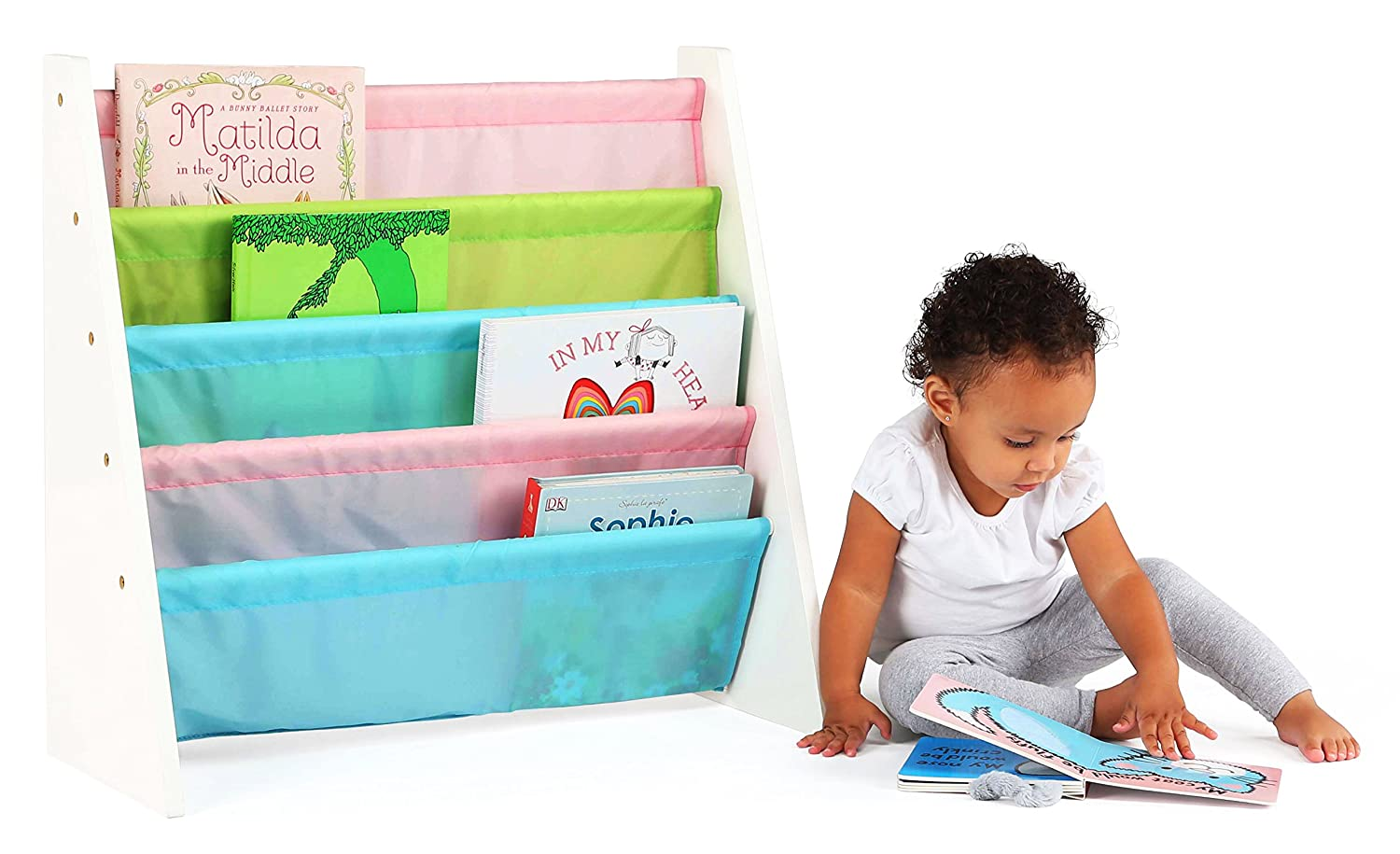Tot Tutors Kids Book Rack ONLY...