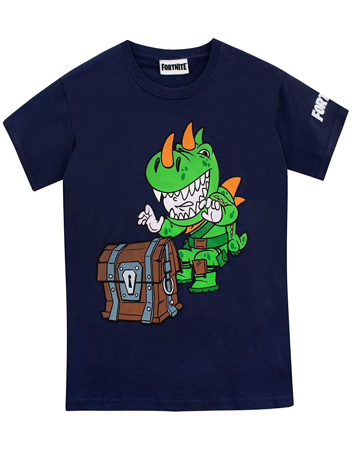 b35d9c3e3 Amazon.com: Fortnite Boys' T-Shirt: Clothing