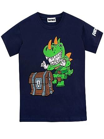 0c4bc619c7d70 Fortnite - T-Shirt - Garçon  Amazon.fr  Vêtements et accessoires