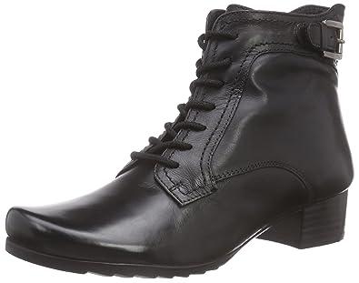 Marc Shoes Madina, Damen Kurzschaft Stiefel, Schwarz (Black 100), 36 EU