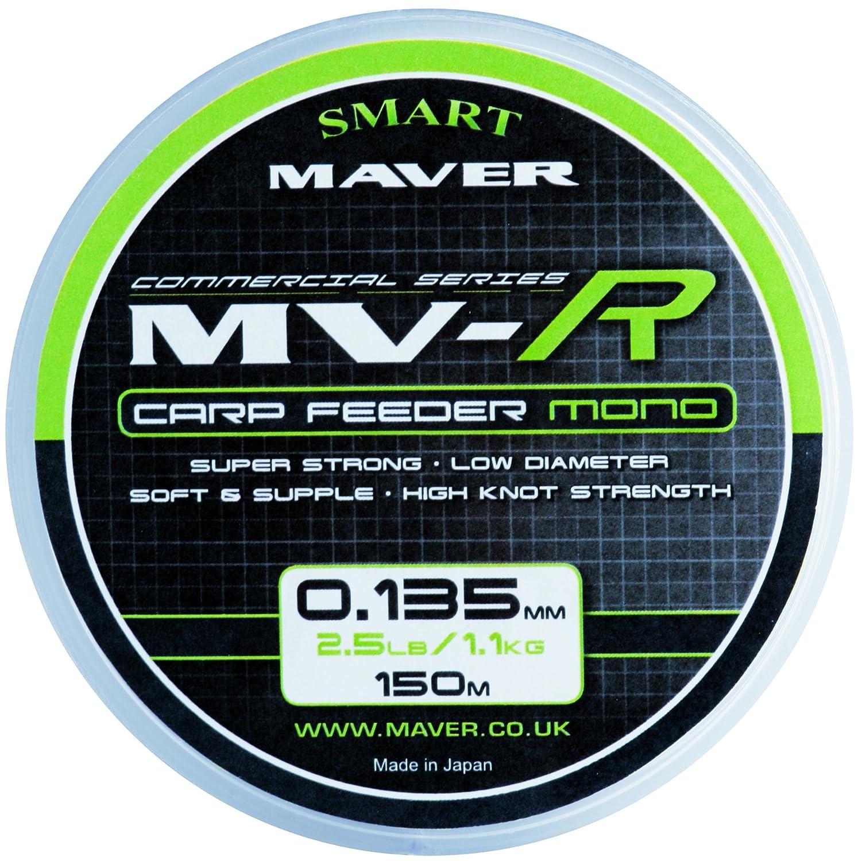 Maver MV-R Carp Feeder Mono Line NEW F620 - F624 0.15mm to 0.23mm