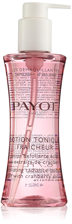 Payot Les Démaquillantes femme/woman, Lotion Tonique Fraícheu, 1er Pack (1 x 200 ml) 0065074176