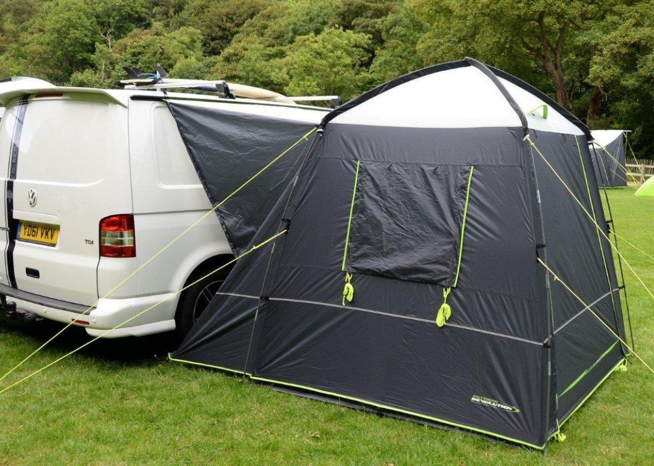 2017 Outdoor Revolution Outhouse XL Handi Campervan Driveaway Awning