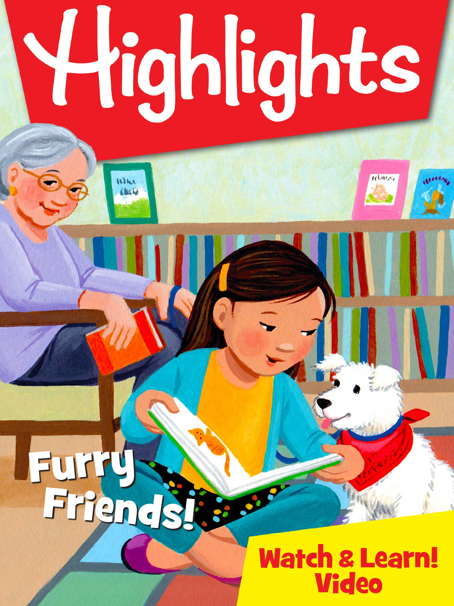 Highlights - Furry Friends! on Amazon Prime Video UK