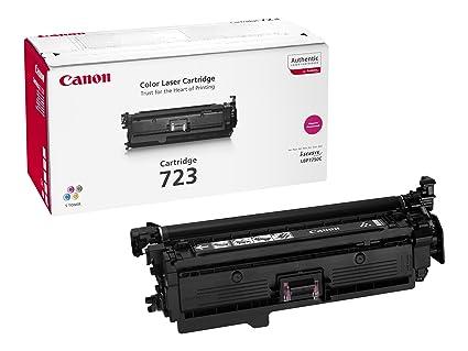 Canon CRG 723 M - Tóner para impresoras láser (Laser, Canon ...