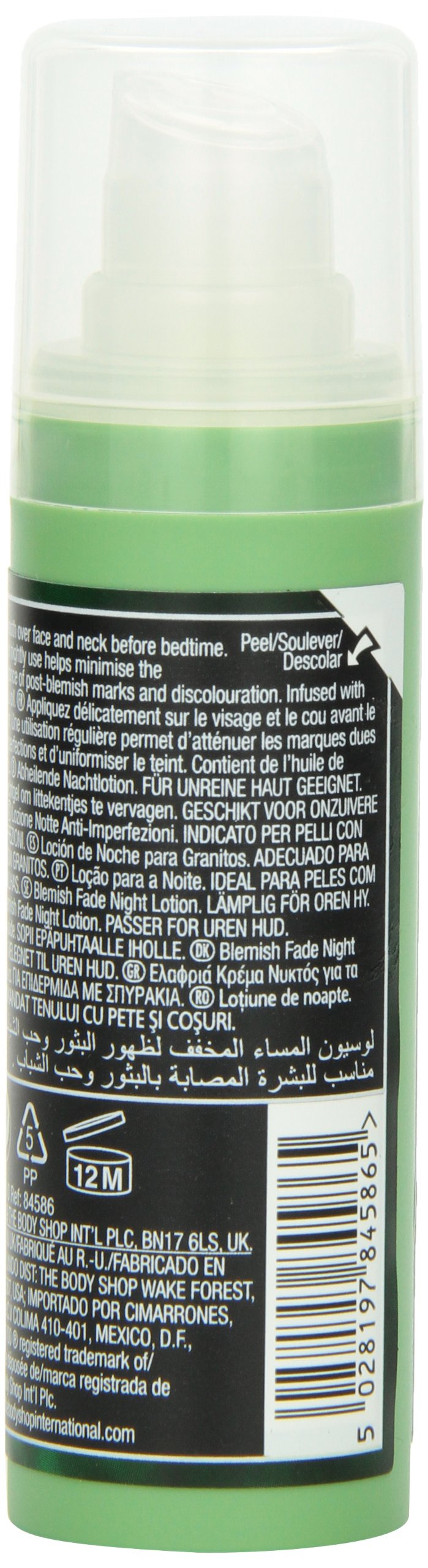 The Body Shop Tea Tree Night Lotion, 1 Oz by The Body Shop