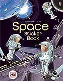 Space Sticker Book (Usborne Activity Books)