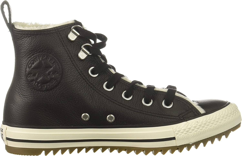 Converse CTAS Hiker Boot Hi Black//Egret//Gum Baskets Hautes Femme