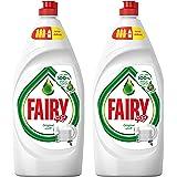 Fairy Original Dishwashing Liquid Soap Dual Pack 1L, Special Offer