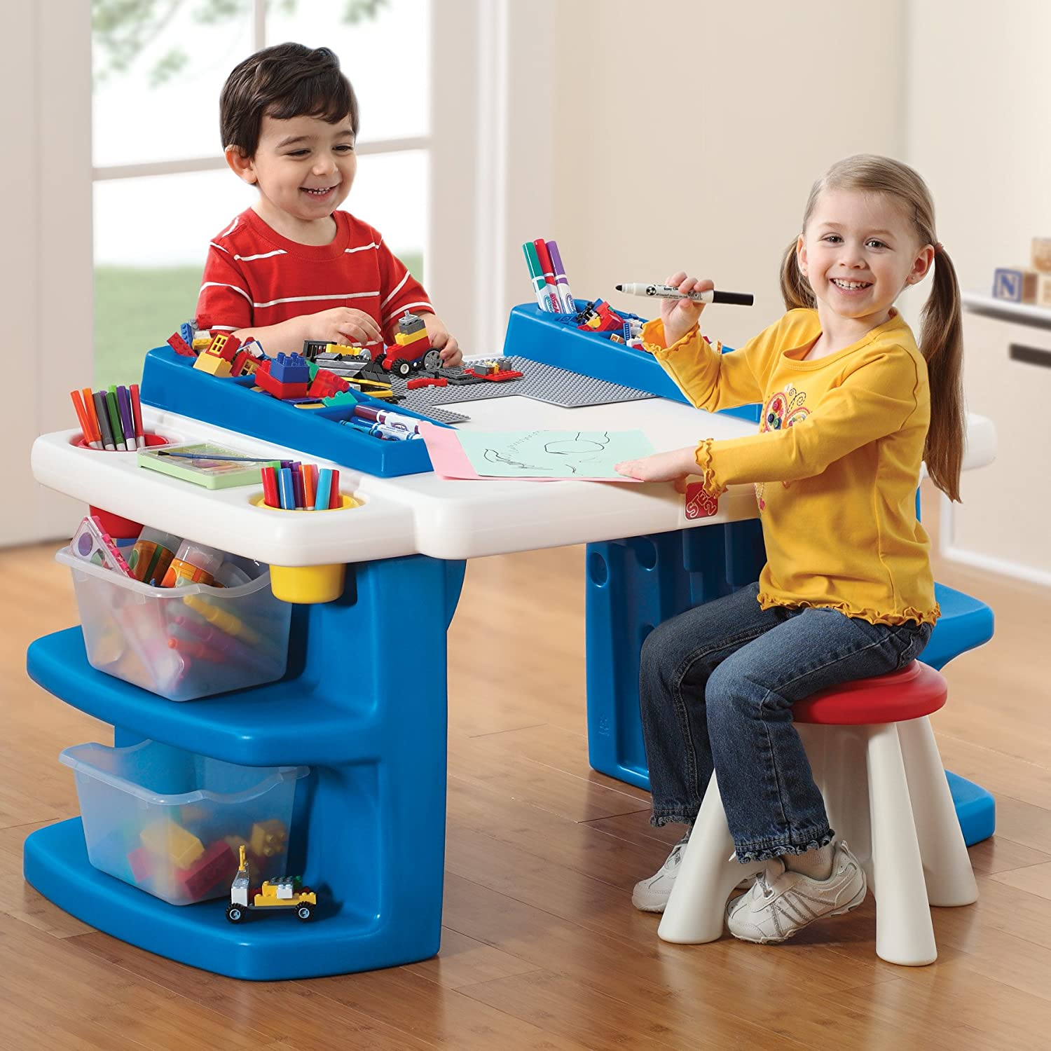 $99.93 Step2 Build And Store Block And Activity Table 50% Off
