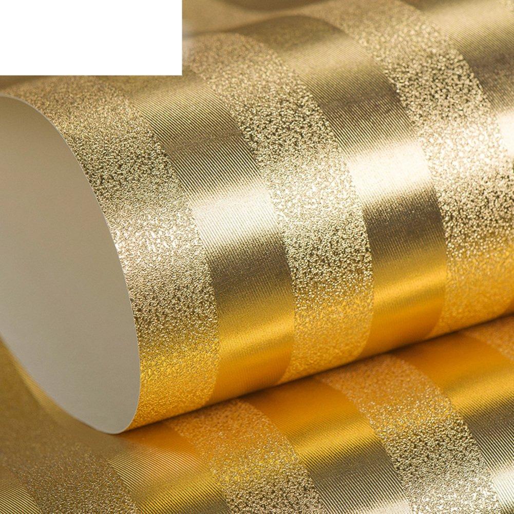 Pure Colour Plain Color Wallpapergold Foil Wallpaper