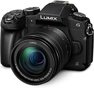 PANASONIC LUMIX G85 4K Mirrorless Camera, with 12-60mm Power O.I.S. Lens, Dual I.S. 2.0, 16 Megapixels, 3 Inch Touch LCD